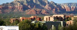 Diamond Resorts Is Offering Vacations in Natural Splendor in Sedona, Arizona