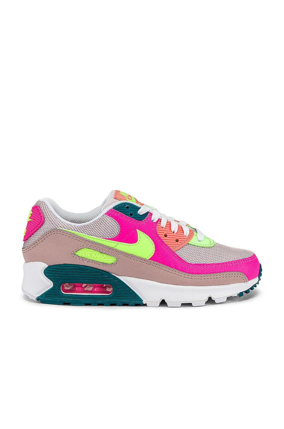 <p>Who wouldn't smile looking at these cool <span>Nike Air Max 90 Sneakers</span> ($120)?</p>