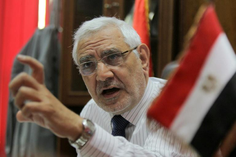 Egyptian authorities detain former Islamist presidential candidate