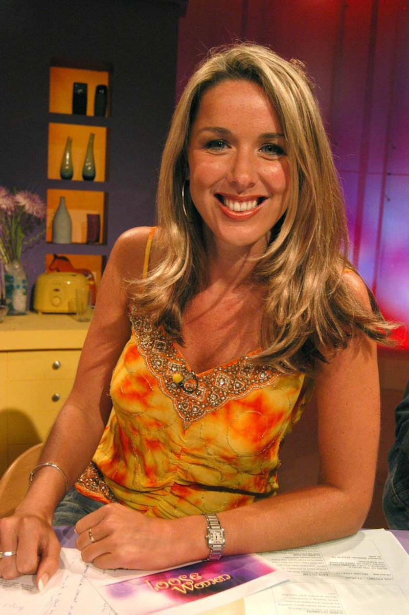 The former Brookside actress enjoyed over two years on the panel back in 2003, and later returned for six episodes in 2010, and a further two in 2012.