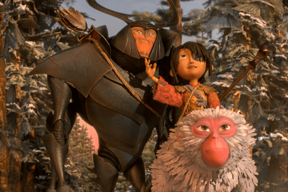 The brilliant Kubo and the Two Strings is on telly this Easter (credit: LAIKA Animation)