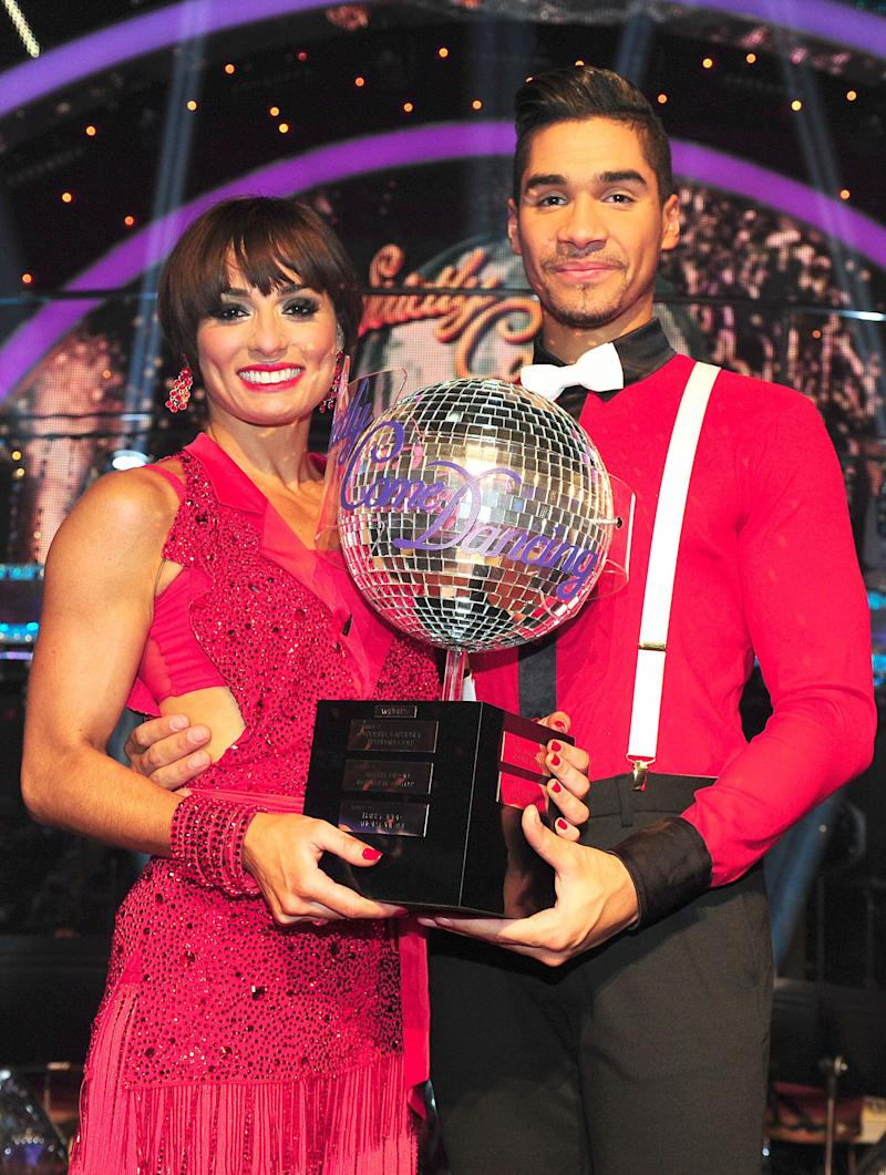 The tenth series was won by Olympian Louis Smith and his professional partner, Flavia Cacace.