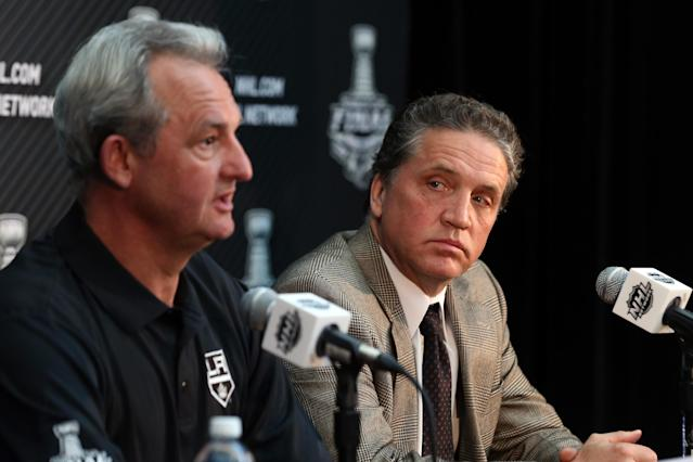 LA Kings announce plan to address drugs, domestic violence with players