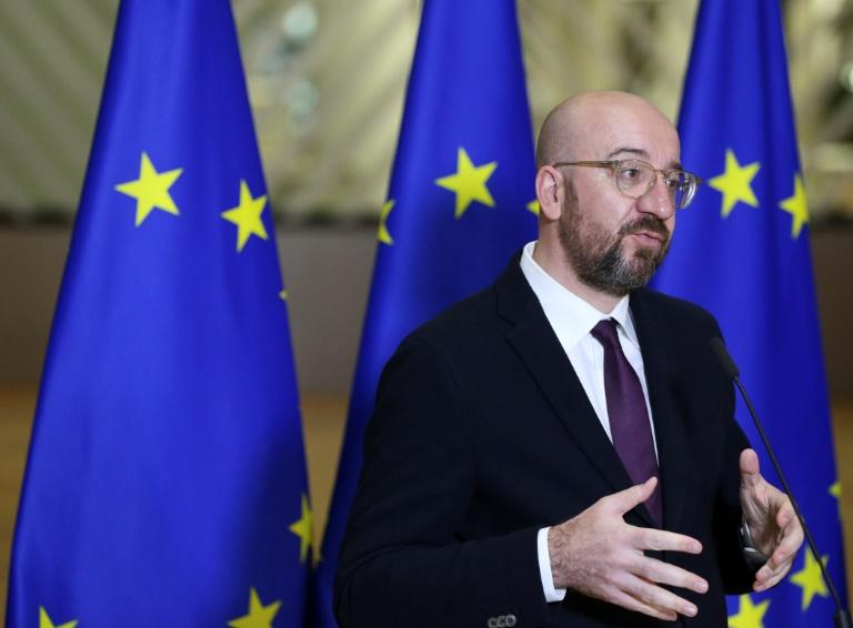 The EU struggled to agree to a unified response to the coronavirus crisis during six hours of fraught summit haggling via video conference