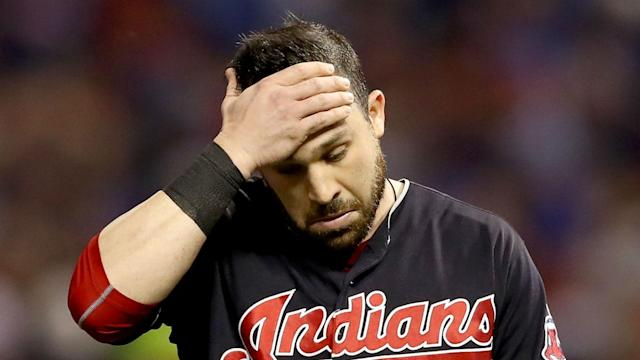 It's going to be at least another four weeks until the Indians' starting second baseman is healthy enough to play again.