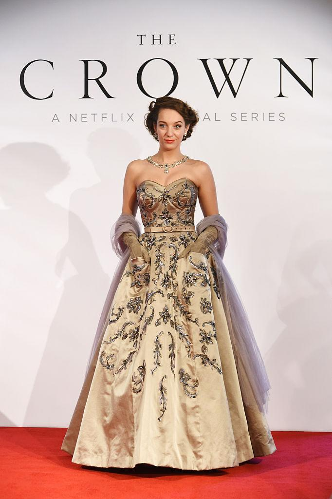 "Netflix Original Series ""The Crown"" Costume Presentation With Designer Michele Clapton"