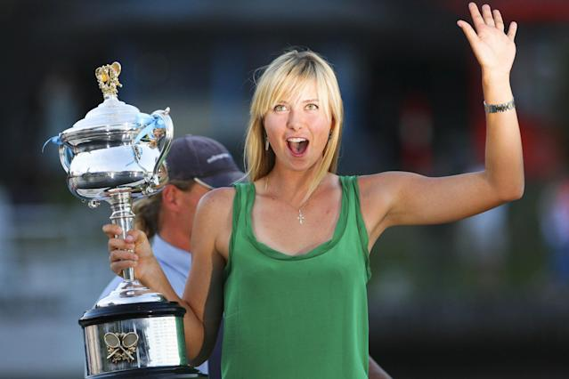Won the Australian Open for the third Grand Slam trophy of her career, defeating Ana Ivanovic 7-5, 6-3 in the final.
