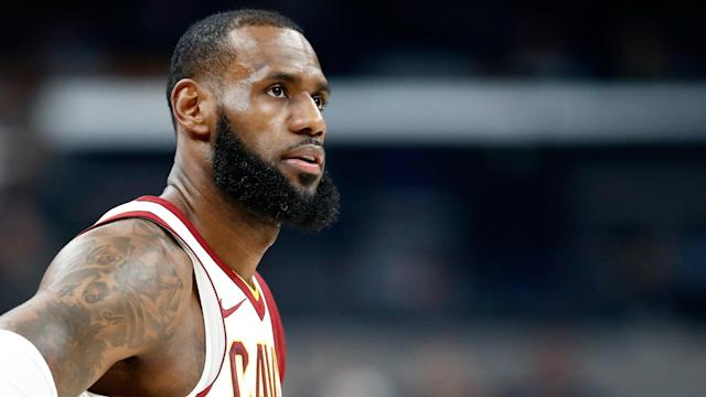 "Now that the Warriors have closed out the 2017-18 NBA season, all eyes will turn to the free-agent market and where <a class=""link rapid-noclick-resp"" href=""/nba/players/3704/"" data-ylk=""slk:LeBron James"">LeBron James</a> will go."