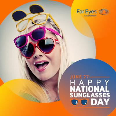 e3c3633a89 Celebrate National Sunglasses Day on June 27 with the Perfect Pair ...