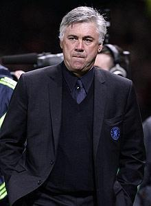 Chelsea coach Carlo Ancelotti was fired on the team bus less than an hour after the final game of its season