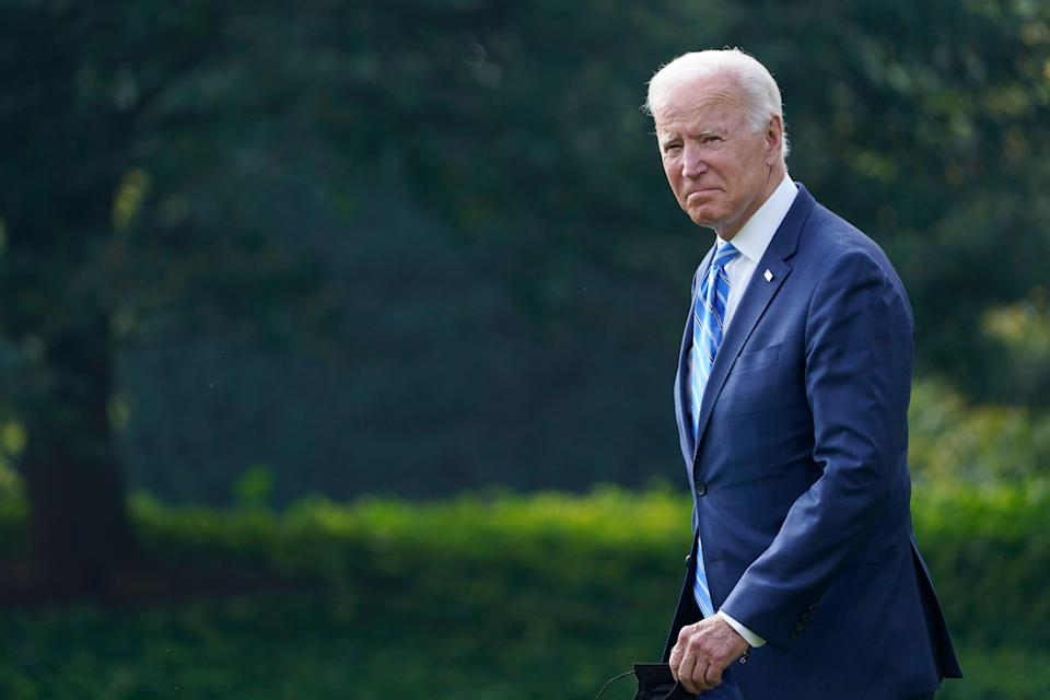 President Joe Biden will meet with Pope Francis at the Vatican on Oct. 29.