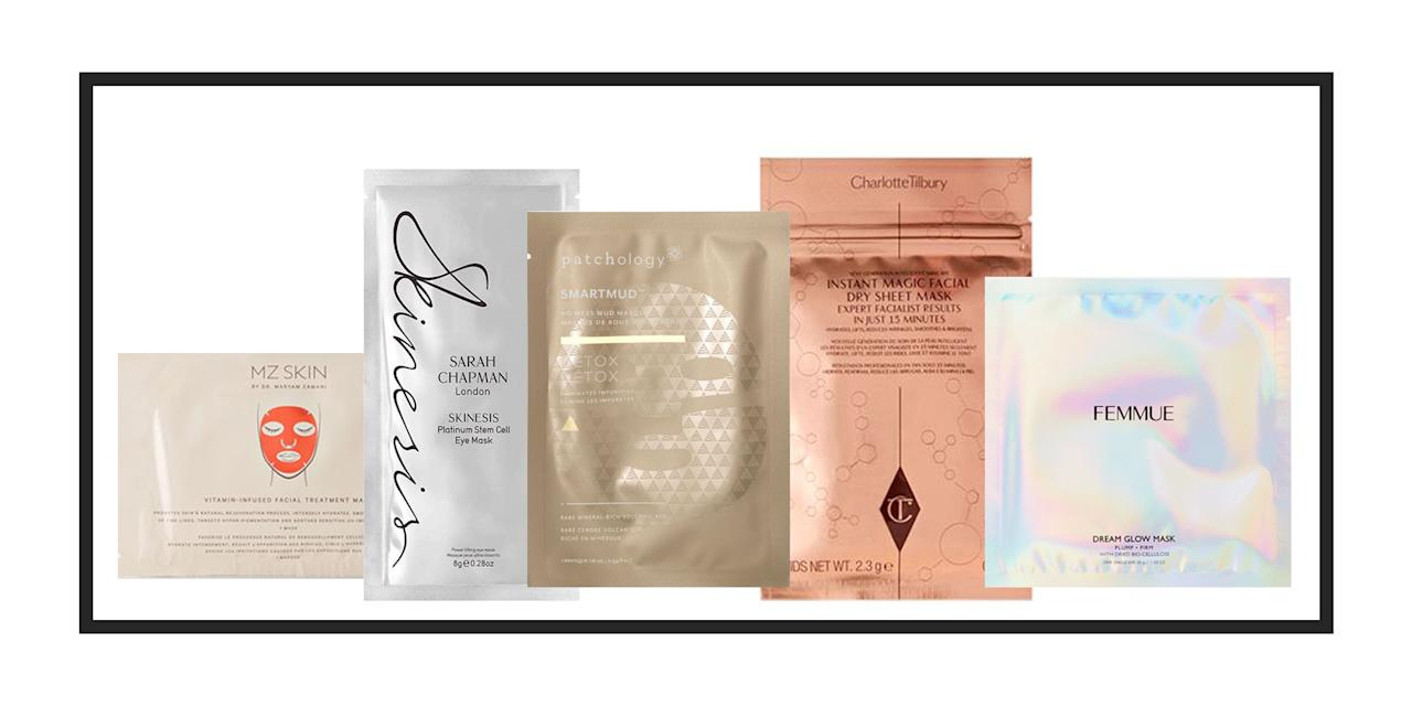 """<p>Of all the beauty innovations to come from South Korea, sheet masks are undoubtedly the most appealing. While snail mucus and egg-based moisturisers might not be for everyone, the appeal of lying back with a serum-soaked mask is surely wide-reaching. </p><p>But the pampering aspects of a face mask aren't all that's at play here – choose one of the best sheet treatments on the market, and you're in for some serious beauty benefits too. Turns out, these clever formulations are much more than a<a href=""""https://www.harpersbazaar.com/uk/beauty/skincare/g29609840/k-beauty-products/"""" target=""""_blank""""> K-Beauty</a> gimmick. </p><p>""""Sheet masks are great for an instant skin pick-up,"""" says dermatologist <a href=""""https://www.net-a-porter.com/gb/en/Shop/Search?designerFilter=2709&keywords=de%20dennis"""" target=""""_blank"""">Dr. Dennis Gross</a>. """"They are saturated in ingredients and left on the face long enough to ensure maximum absorption."""" <br></p><p>So, how do these slippery sheets slot into your existing skincare routine? According to Dr. Gross, they are best used as an intensive booster for immediate results, rather than long-term skin goals. He recommends staying loyal to your daily <a href=""""https://www.harpersbazaar.com/uk/beauty/skincare/g29473750/best-face-serum/"""" target=""""_blank"""">serums</a>, then using your choice of sheet mask once or twice a week. </p><p>Here, see our pick of the very best (and biodegradable) sheet masks for every concern – be it dullness, dryness, and even congestion. </p>"""