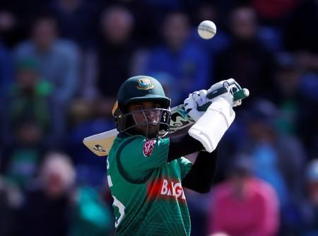 FILE PHOTO: ICC Cricket World Cup - England v Bangladesh