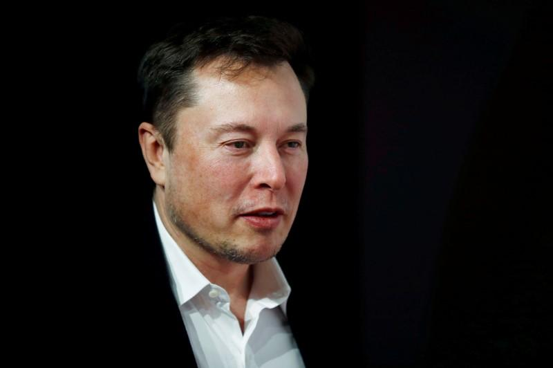 Tesla CEO says bought ventilators in China for U.S