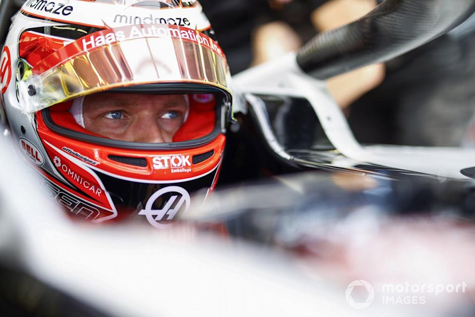 """Kevin Magnussen, Haas F1<span class=""""copyright"""">Andy Hone / Motorsport Images</span>"""