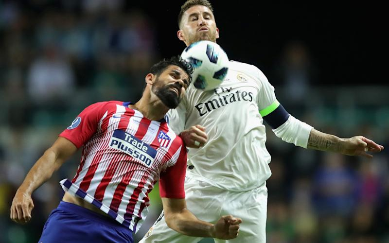 Could the Madrid derby be played in the US? - Getty Images Europe