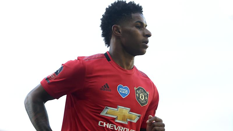 Rashford sets up task force in renewed drive to ease UK child food poverty