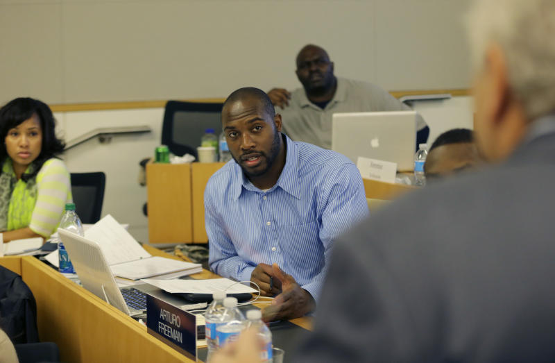 NFL players take back-to-school to the extreme