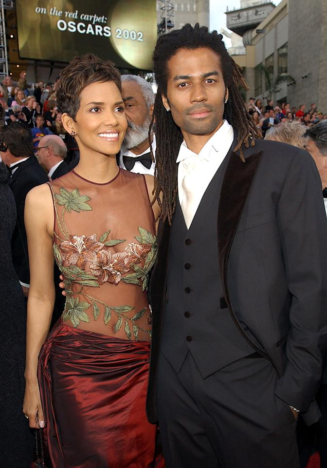 "<p class=""MsoNoSpacing"">Berry decided to give marriage another try in 2001 when she wed singer Eric Benet after about two years of dating. That next year, he was by her side when she took home the Oscar for best actress for her role in ""Monster's Ball."" But less than three years later, that relationship was also kaput after it was revealed that Benet had cheated on Berry multiple times. Although he went into rehab for sex addiction, he insists he never had intercourse with another woman. ""Going into rehab was presented to me by her mother that in order for the marriage to have a shot, this is what you need to do,"" Benet told <em>People</em> in 2005. ""But I'm not a sex addict. I wanted to save my marriage and do anything necessary to do that. I went and heard other people's stories and realized this is really not my struggle."" Berry and Benet had reconciled, but in the end, he says she couldn't trust him anymore and they split in 2003.</p>"