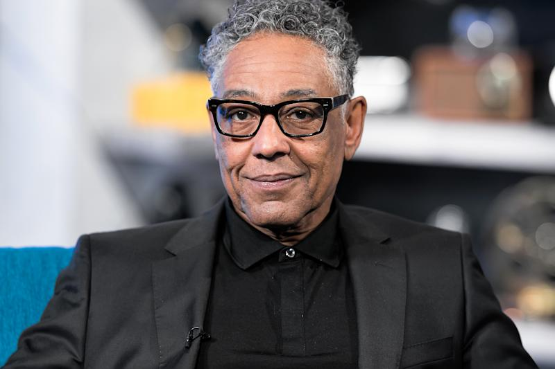 SANTA MONICA, CALIFORNIA - MARCH 10: Giancarlo Esposito visit's 'The IMDb Show' on March 10, 2020 in Santa Monica, California. This episode of 'The IMDb Show' airs on March 19, 2020. (Photo by Rich Polk/Getty Images for IMDb)