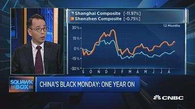 The problems that led to the Chinese stock market sell-off one year ago have not gone away, says independent economist Andy Xie.
