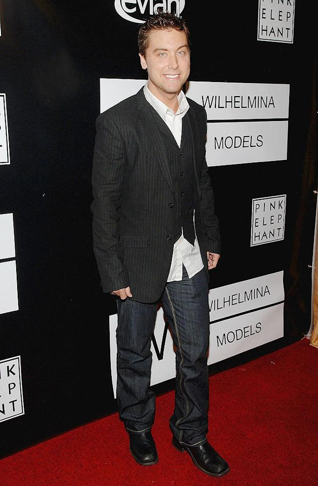 """Since coming out in 2006, former boy bander Lance Bass has been a vocal advocate for gay rights. M. Von Holden/<a href=""""http://www.wireimage.com"""" target=""""new"""">WireImage.com</a> - February 24, 2008"""