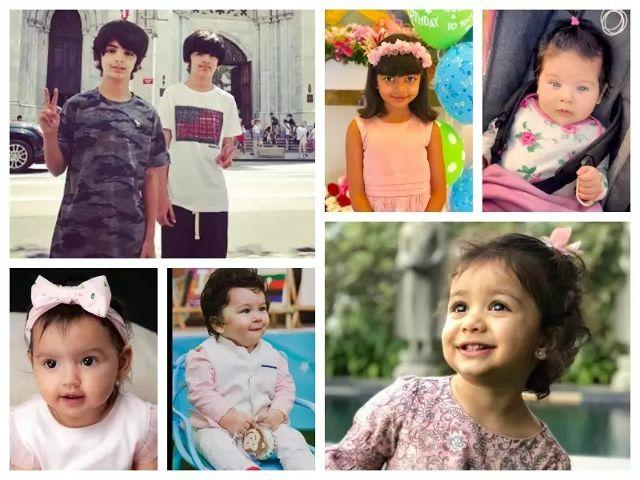What Makes These 25 Celeb Kids Unique?