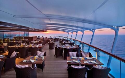 The Colonnade, Seabourn Encore