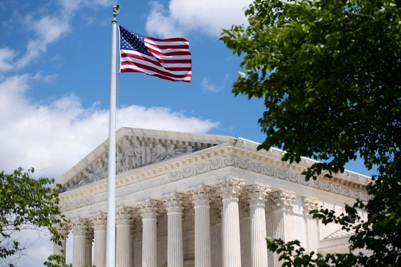 The Supreme Court allowed the first federal executions in 17 years to proceed (AFP via Getty Images)