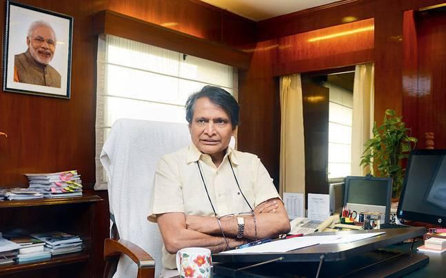 Bullet train, Modi's dream project is very much on the cards, says Suresh Prabhu