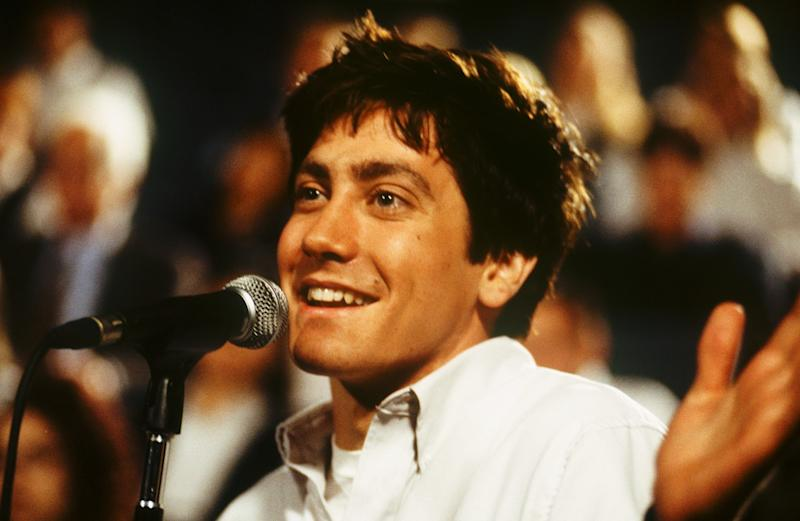 Jake Gyllenhaal's performance in 2001's 'Donnie Darko' earned him a Best Actor nomination at the Independent Spirit Awards (Arrow Films)