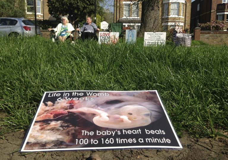Abortion became legal in Britain by an act of parliament that came into force 50 years ago