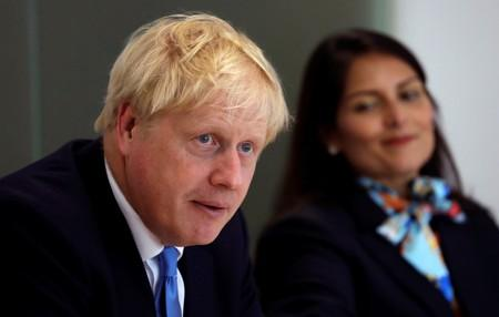 PM Johnson faces first electoral test in vote for Welsh parliamentary seat