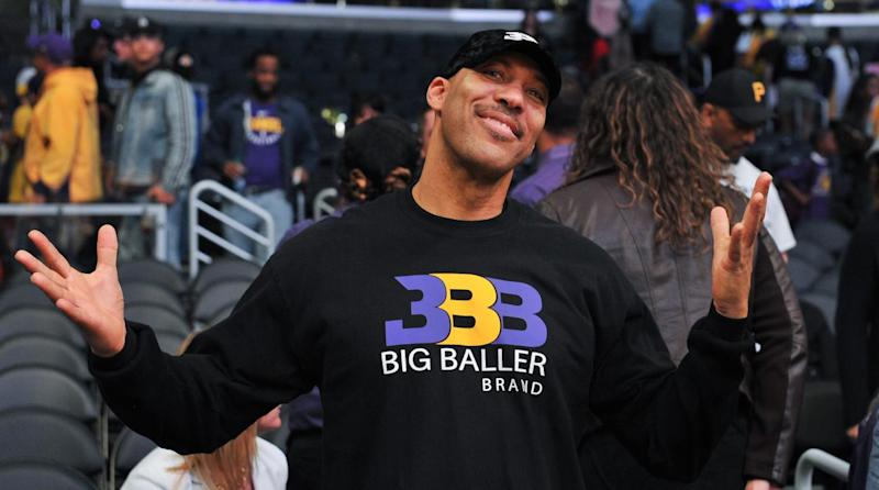 LaVar Ball Compares Magic Johnson to the Wizard of Oz