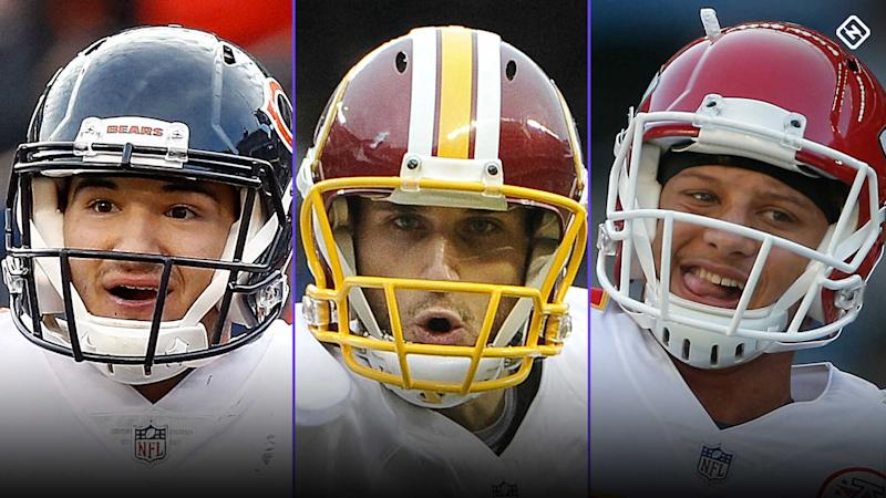 NFL free agency winners, losers: Vikings get right QB; Bears, Chiefs help theirs