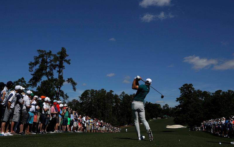 Dustin Johnson - Credit: Reuters