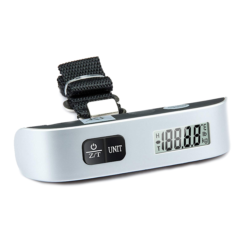 Etekcity Digital Luggage Scale is a best seller on Amazon with over 4,000 near-perfect reviews. (Photo: Amazon)