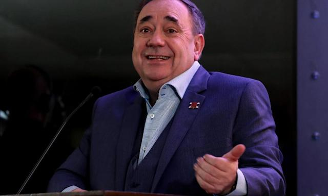 "<span class=""element-image__caption"">Alex Salmond's bid for independence may have been thwarted with the help of the Kremlin, the Russians claim.</span> <span class=""element-image__credit"">Photograph: Chris Radburn/PA</span>"