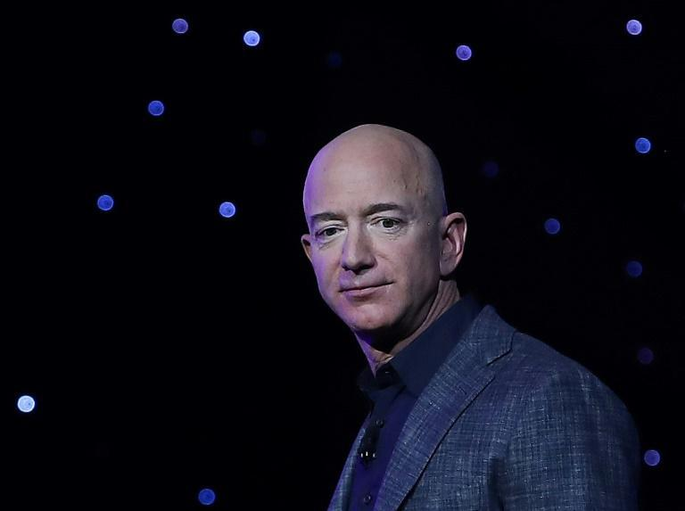 Amazon founder Jeff Bezos plans to fly into space in July on a rocket built by his company Blue Origin