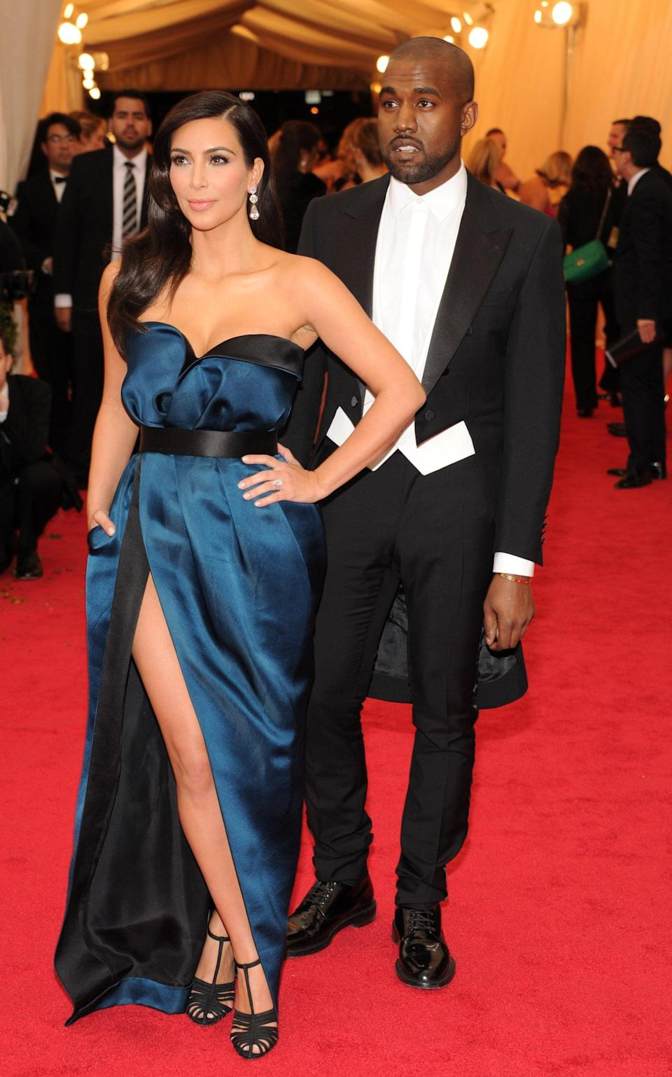 <p>2915 marked their second appearance at the Met Gala, and it was even more glam than the first.</p>