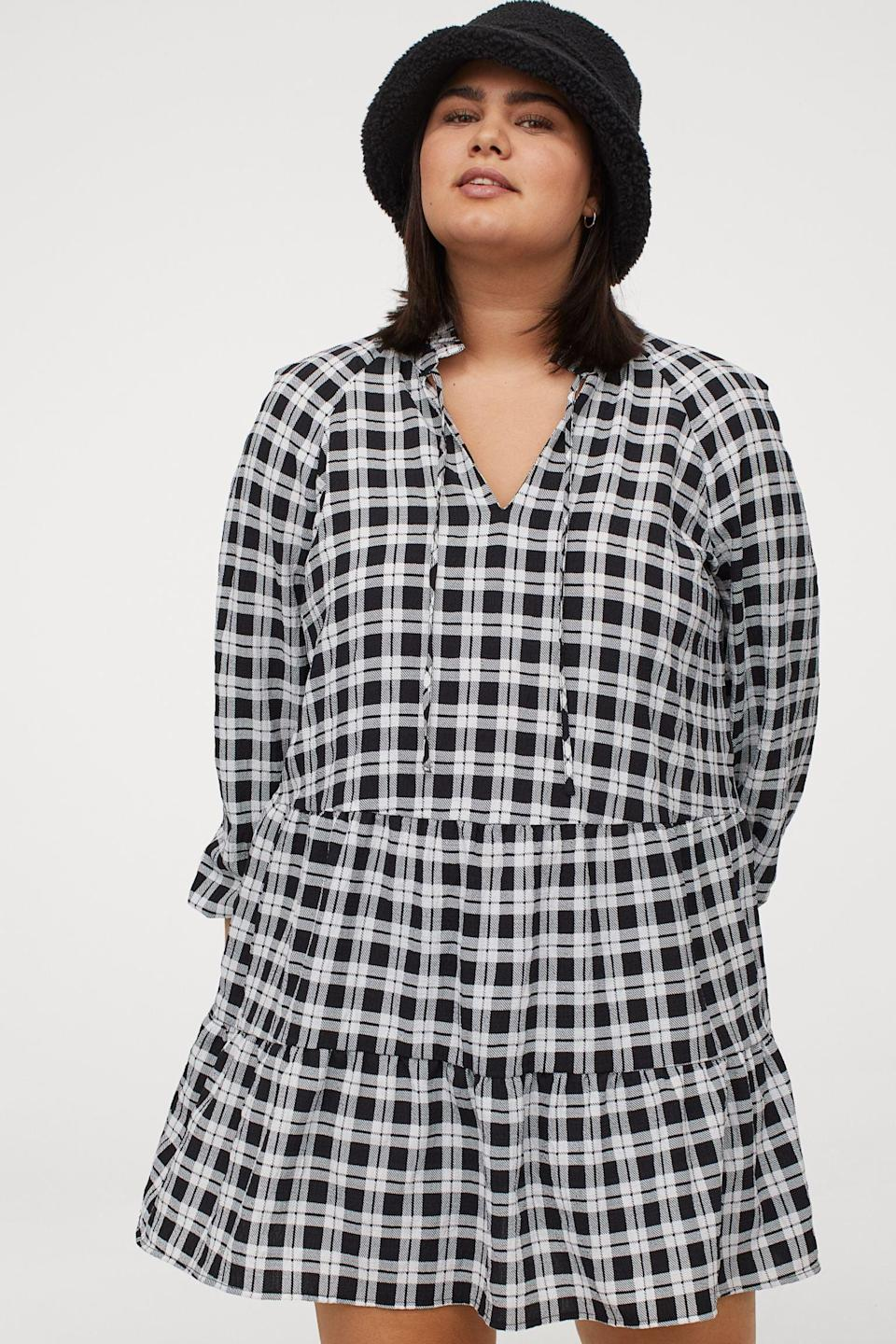 <p>This <span>A-Line Dress</span> ($30) will be worn on repeat.</p>