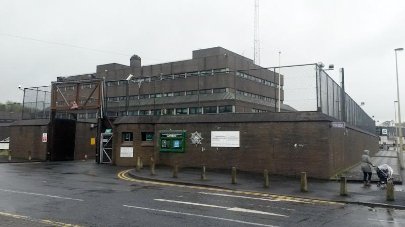 Eight officers at Northern Ireland police station test positive for Covid-19