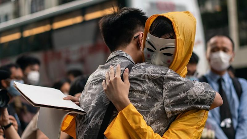 Hong Kong security law: Life sentences for breaking China-imposed law