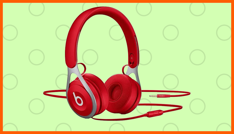 Save a bundle—and look cool to boot—with these Beats headphones. (Photo: Amazon)