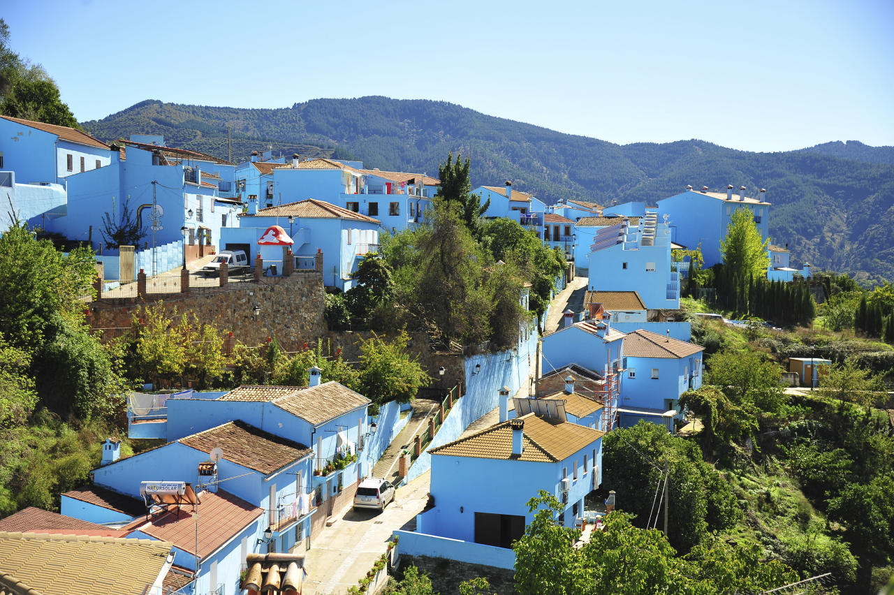 <p>A small village located in the scenic Valle del Genal in the Serrania de Ronda, shot to fame after being painted blue in 2011 as part of a publicity stunt by Sony Pictures to promote 'The Smurfs 3D' movie. In 2017, the village hit headlines for being banned from calling itself the home of the Smurfs. </p>
