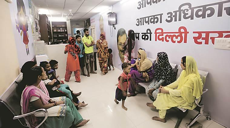 delhi city news, delhi metro, delhi mohalla clinics, arvind kerjiwal, indian express
