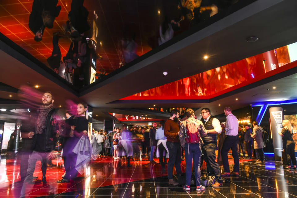 <p>Cineworld aims to be the best place to watch a movie, offering an unparalleled cinema experience in the UK & Ireland, with 99 cinemas and over 1,017 screens. (Cineworld) </p>