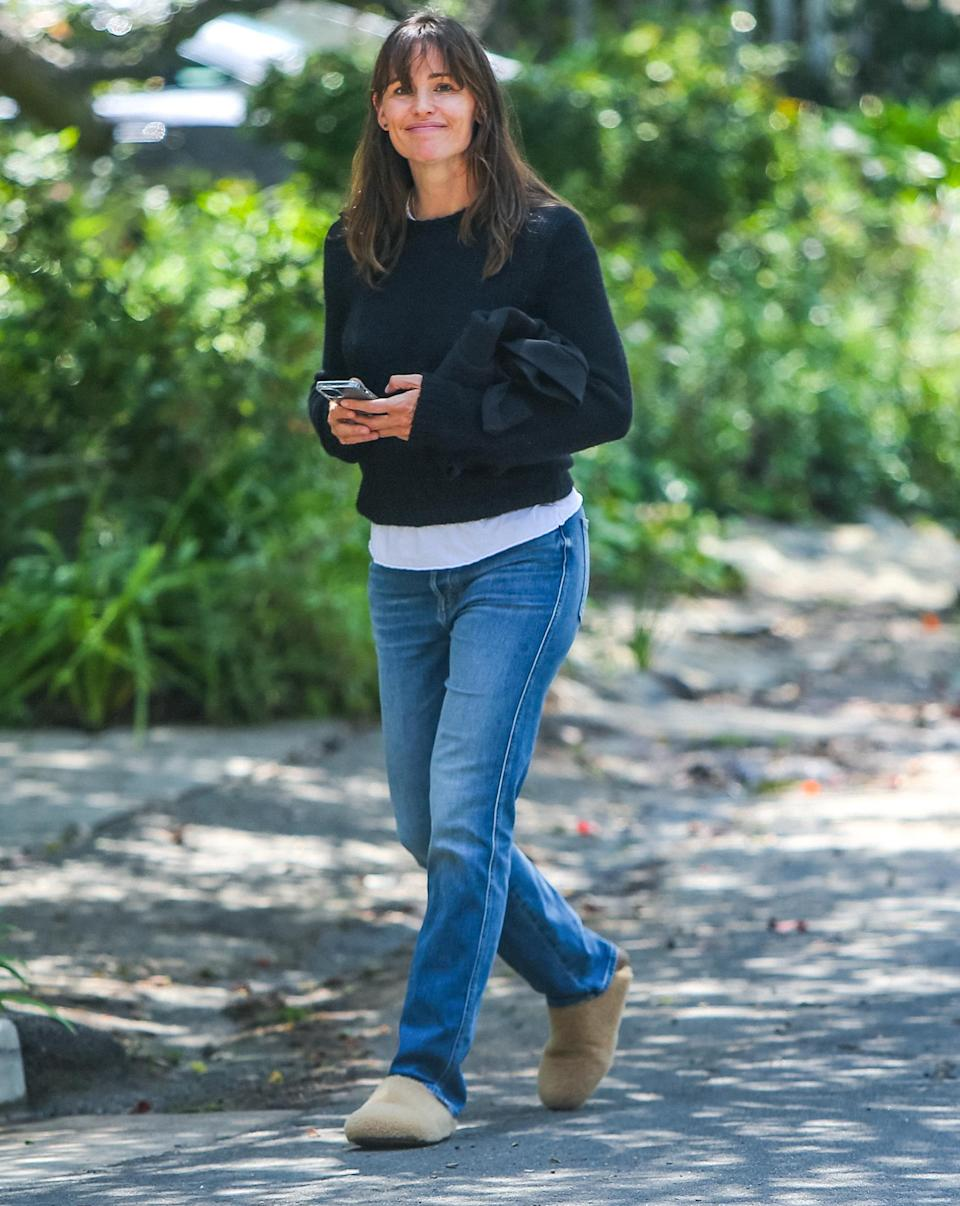 <p>Jennifer Garner is seen out and about in L.A. on Sept. 2.</p>