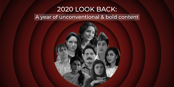 2020 Look Back: A year of unconventional and bold content