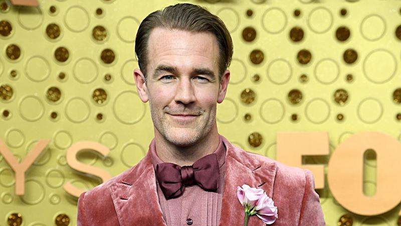 James Van Der Beek on His 'Incredibly Tiring' First Week on 'Dancing With the Stars' (Exclusive)